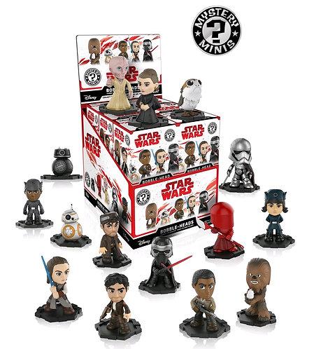 Star Wars - Episode VIII The Last Jedi Mystery Minis Blind Box Set Of 12