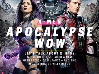 First Official Look At Psylocke, Apocalypse, And Magneto In X-Men: Apocalypse