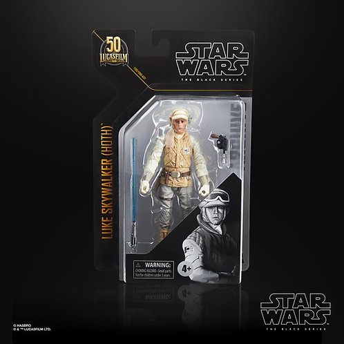 Star Wars: The Black Series Archive Collection Luke Skywalker (Hoth Gear)