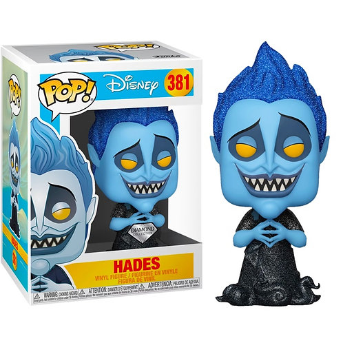 Hercules - Hades Diamond Glitter (with chase) US Exclusive Pop! Vinyl