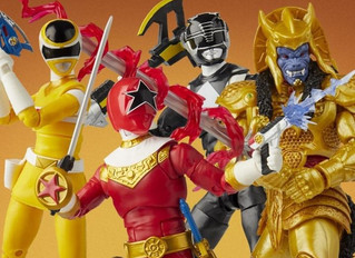 Power Rangers Lightning Collection Wave 6