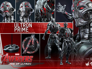 Ultron Hot Toy First Images