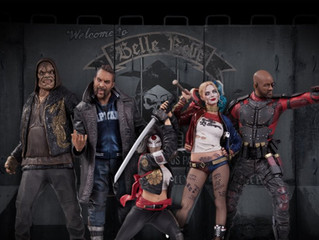 First look at 'Suicide Squad' statues by DC Collectibles