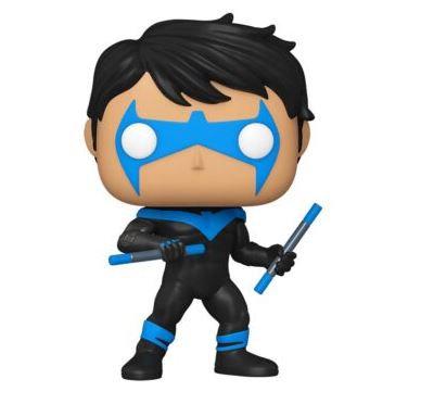 DC Comics Batman - Nightwing Pop NYCC 2020 Exclusive