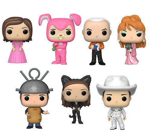 Friends - The One With The Pop! Vinyl Bundle (Set Of 7)