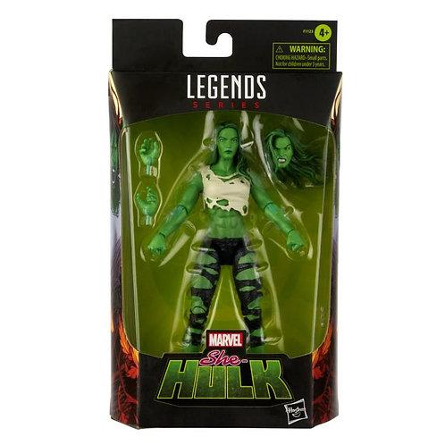 Marvel Legends She-Hulk (Comic Version)