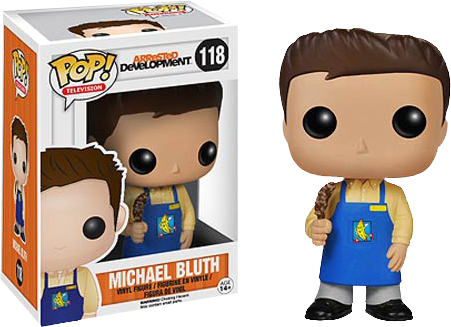 Arrested Development - Michael Bluth Banana Stand Pop! Vinyl