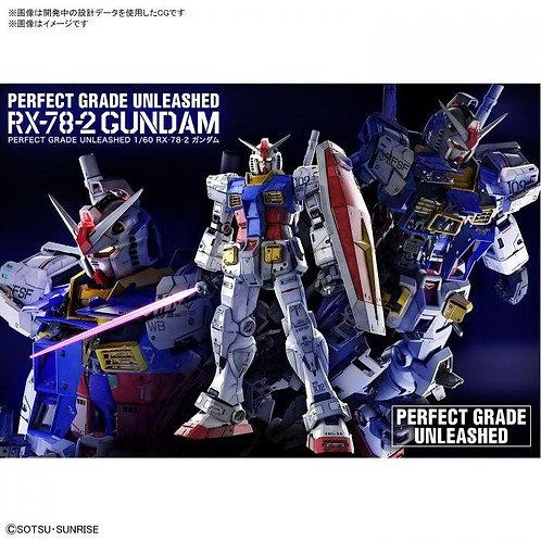 GUNDAM - PG UNLEASHED 1/60 RX-78-2 GUNDAM