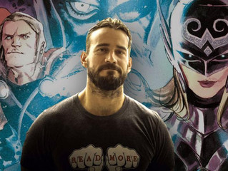 "CM Punk Makes his Marvel Writing Debut on ""Thor Annual"" #1"