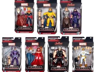 Marvel Legends 2015 Wave 1 Coming March 2015