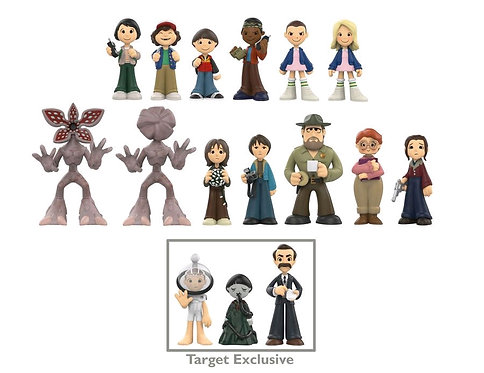 Stranger Things - Mystery Minis TAR US Exclusive Blind Box Set Of 12