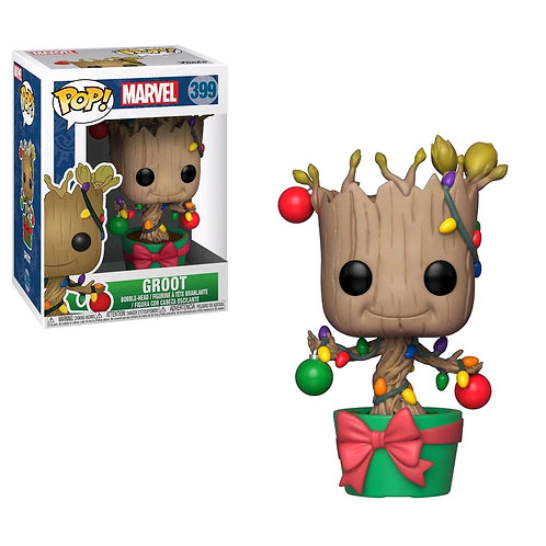 Guardians of the Galaxy - Groot with Lights & Ornaments Pop! Vinyl