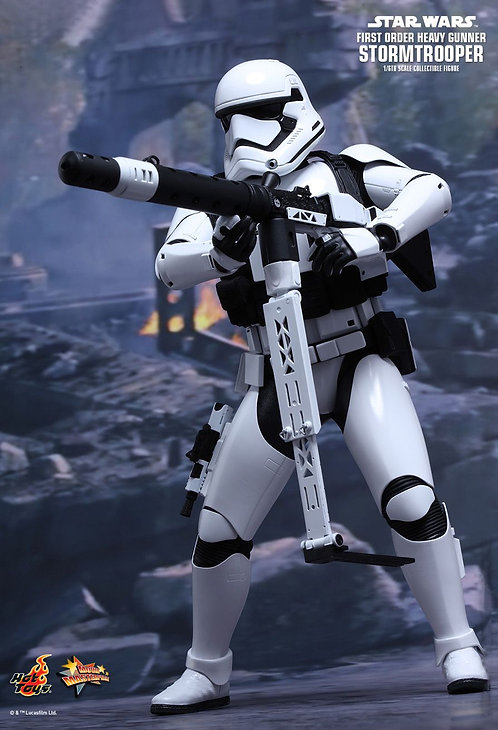 Star Wars EP 7 - Heavy Gunner Stormtrooper