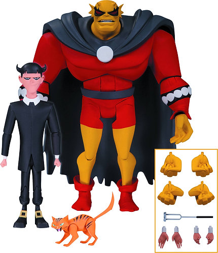 Batman: The Animated Series - Etrigan & Klarion