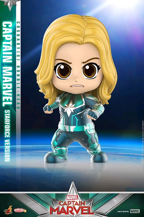 Captain Marvel - Starforce Version Cosbaby