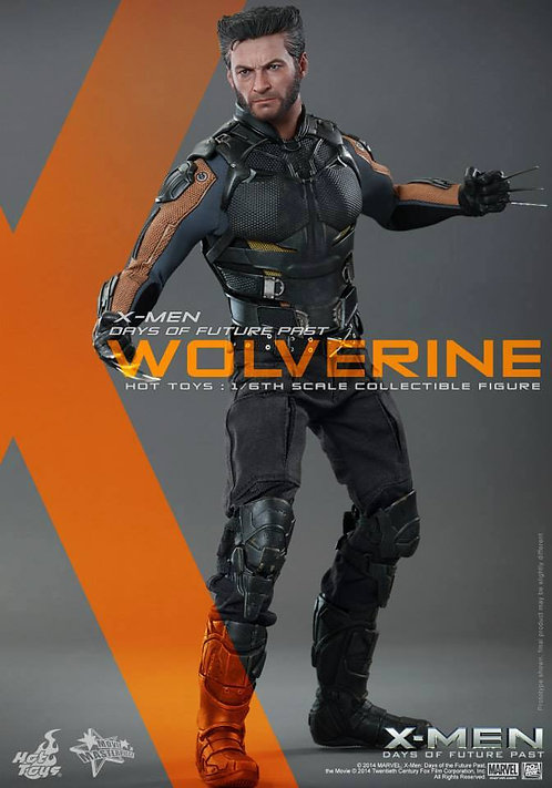 Hot Toys Wolverine 1/6th Scale PRE ORDER!