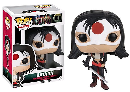 Suicide Squad - Katana Pop! Vinyl