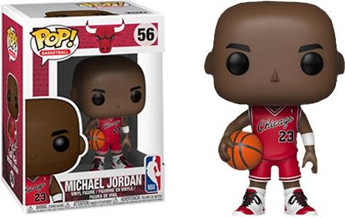 NBA: Bulls - Michael Jordon Rookie Uniform US Exclusive Pop! Vinyl