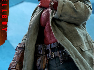"Coming Soon - Hot Toys Hellboy 12"" 1:6 Scale Action Figure"