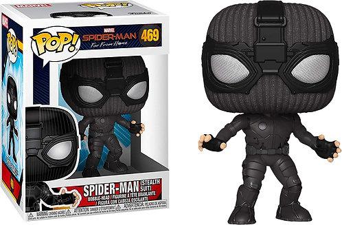 Spider-Man: Far From Home - Stealth Suit Pop! Vinyl