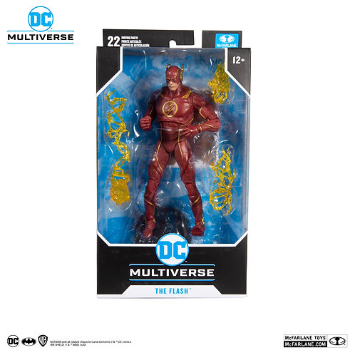 """DC Multiverse - Injustice The Flash 7"""" Action Figure"""