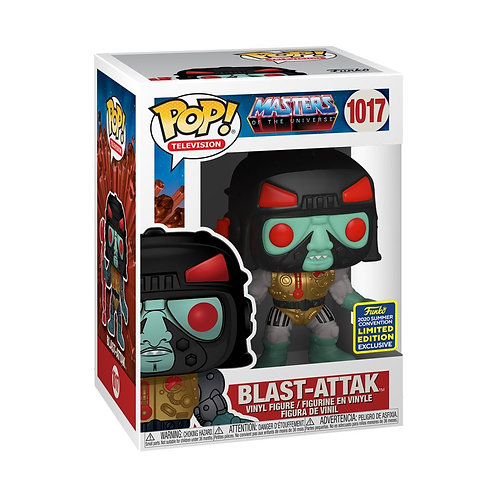 Masters of the Universe - Blast-Attak SDCC 2020 Exclusive POP!