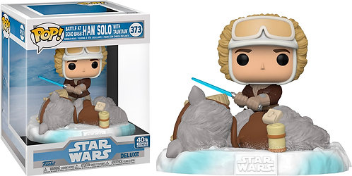 Star Wars - Han & Taun Taun US Exclusive Pop! Deluxe Diorama