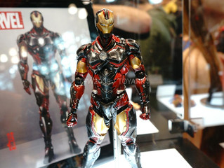 NYCC 2014 – Play Arts Kai Marvel Variant Figures