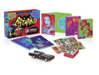 SDCC 2014 - Batman: The Complete Television Series Details Revealed