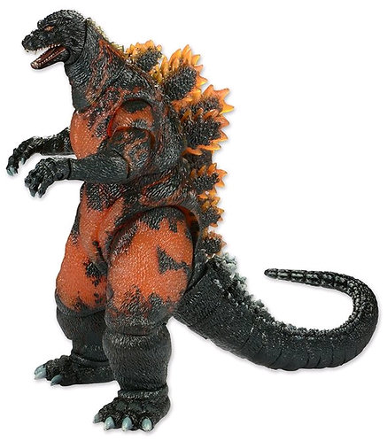 """Godzilla - 1995 Burning Godzilla 12"""" Head To Tail Action Figure"""
