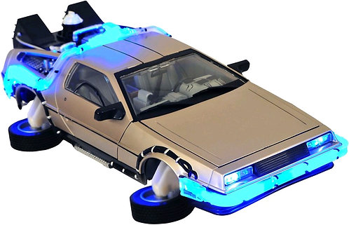 Back to the Future 2 - Hover Time Machine Electronic Vehicle