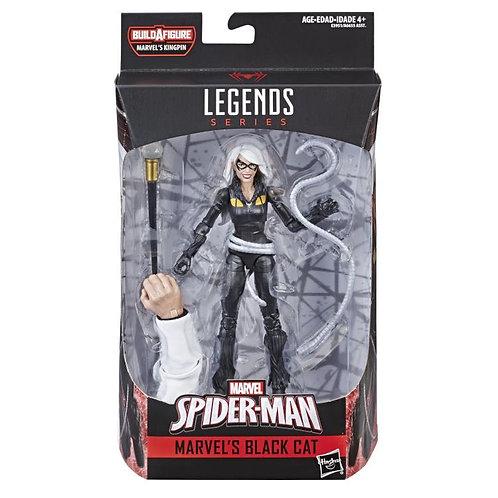 Spider-Man Marvel Legends Wave 9 - Marvel's Black Cat