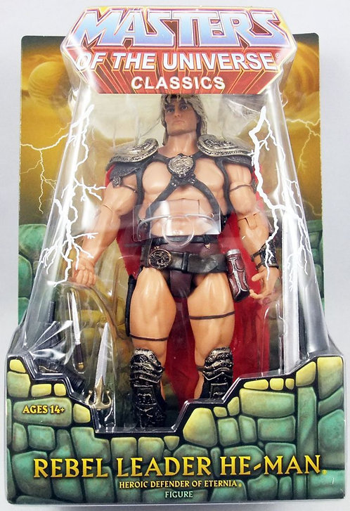 Masters of the Universe Collector's Choice William Stout Collection He-Man