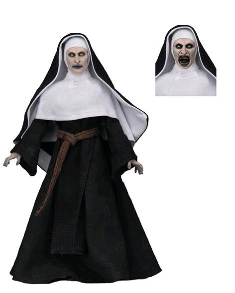 "The Nun - 8"" Clothed Figure"