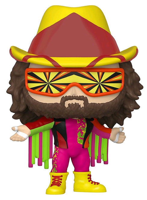WWE - Macho Man Randy Savage Pop! Vinyl