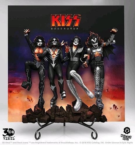KISS - Destroyer 3D Vinyl