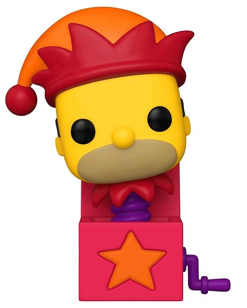 Simpsons - Homer Jack-in-the-Box Pop! Vinyl