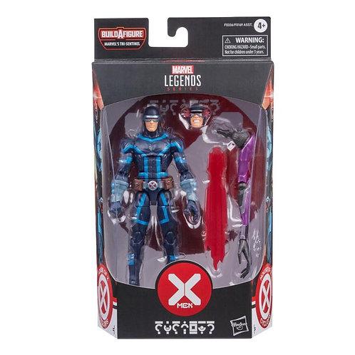 X-Men Marvel Legends Cyclops (Tri Sentinel BAF)