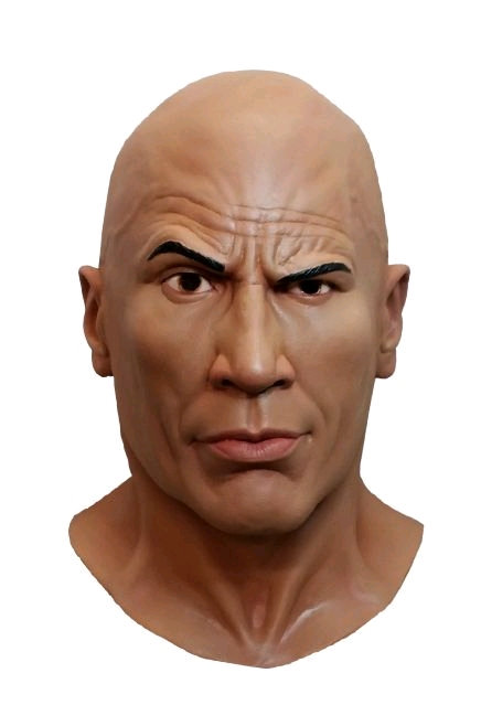 WWE - The Rock Mask