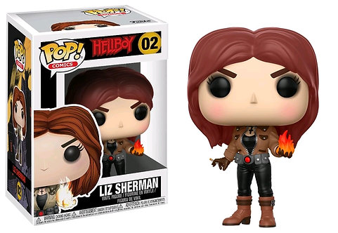 Hellboy - Liz Sherman Pop! Vinyl