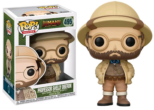 Jumanji: Welcome to the Jungle - Professor Shelly Oberon Pop! Vinyl