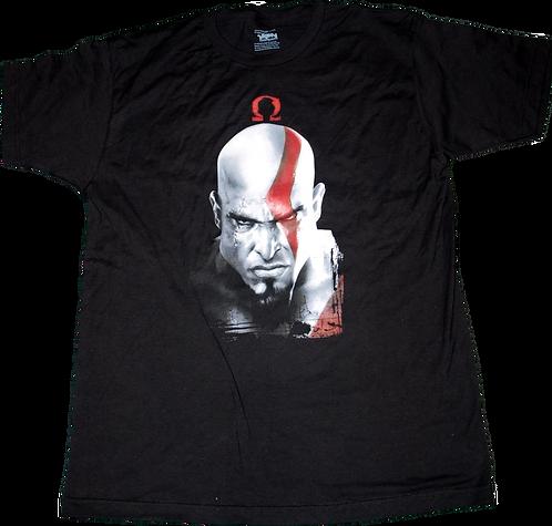 God of War - Kratos & Omega Symbol