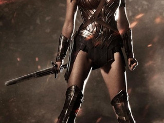 SDCC 2014 - Warner Bros. Debuts First Photo of Gadot as Wonder Woman
