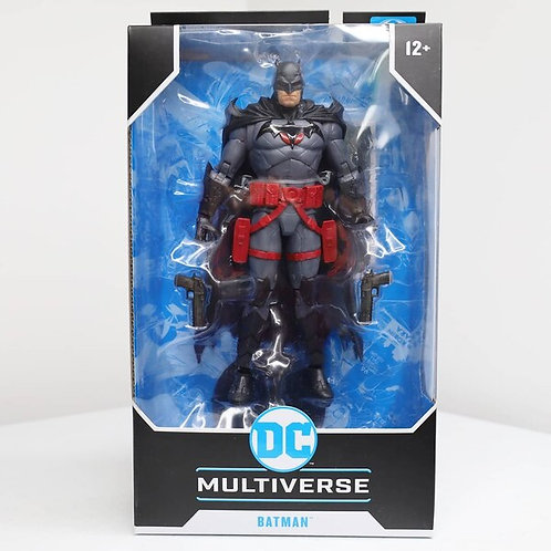 Batman - Flashpoint Batman Action Figure