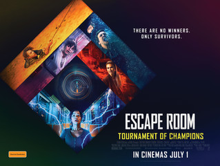 WIN A DOUBLE PASS TO ESCAPE ROOM: TOURNAMENT OF CHAMPIONS