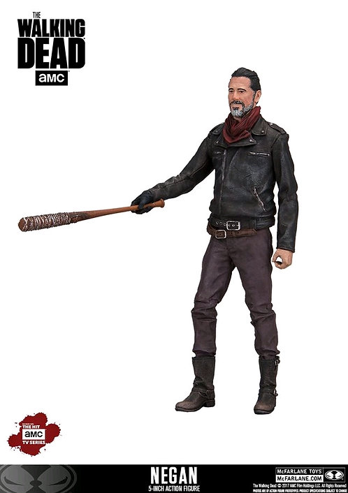 "The Walking Dead - Negan 5"" Action Figure"