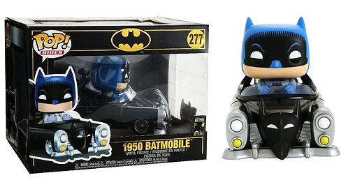 Batman - Batmobile 50's 80th Anniversary Pop! Ride