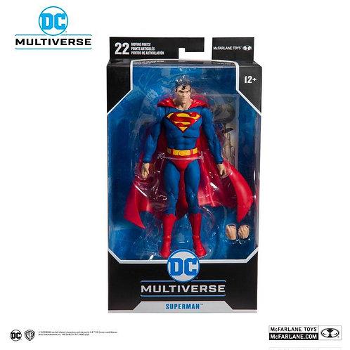 """Superman - Superman Action Comics 1000 7"""" Action Figure"""