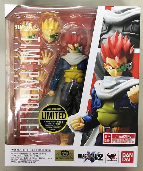 Dragon Ball Xenoverse S.H.Figuarts Time Patroller (Ace)