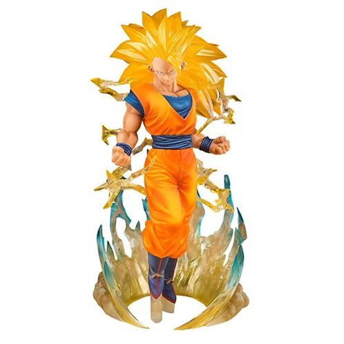 Dragon Ball Z Son Goku Super Saiyan 3 Version